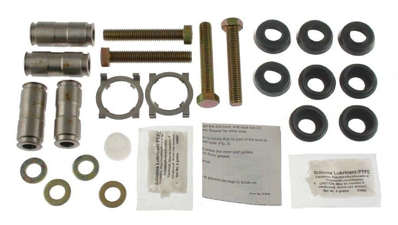 Rear Wagner H15729 Disc Brake Hardware Kit