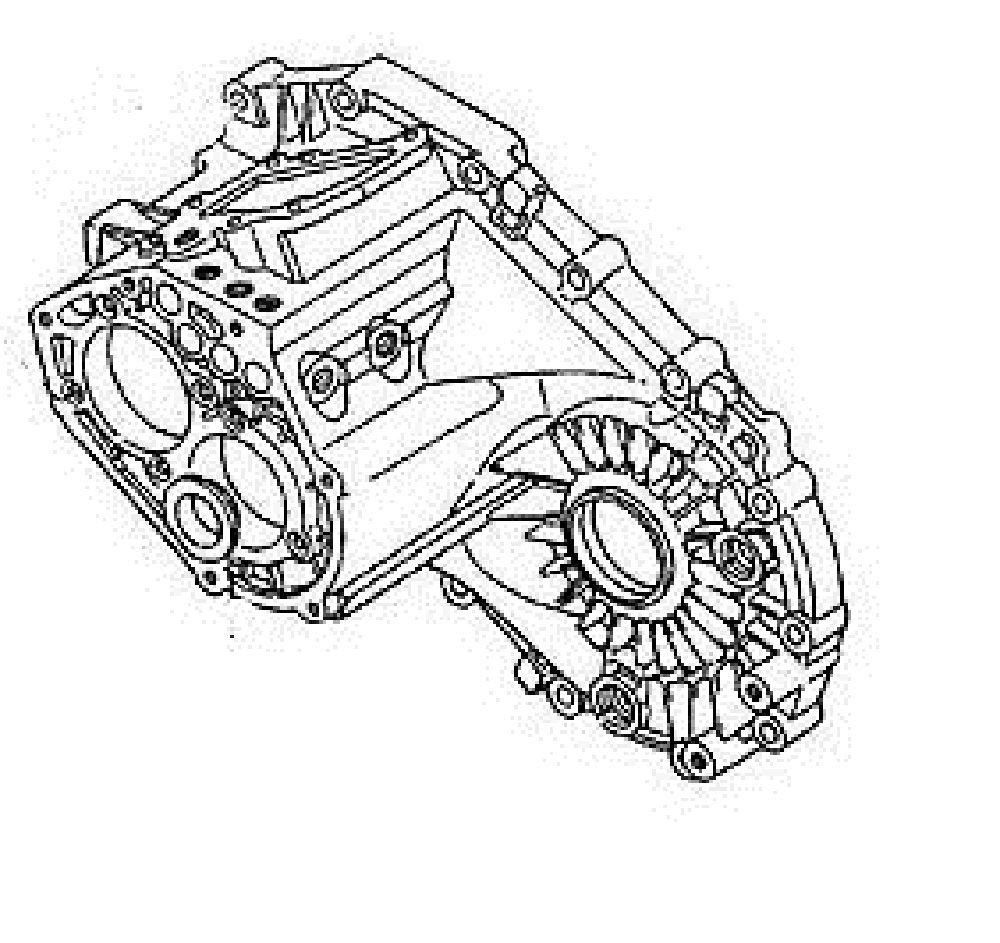 gm transmission case part number 97101479 gm vehicles 5 speed 1966 Pontiac Tempest responsive image