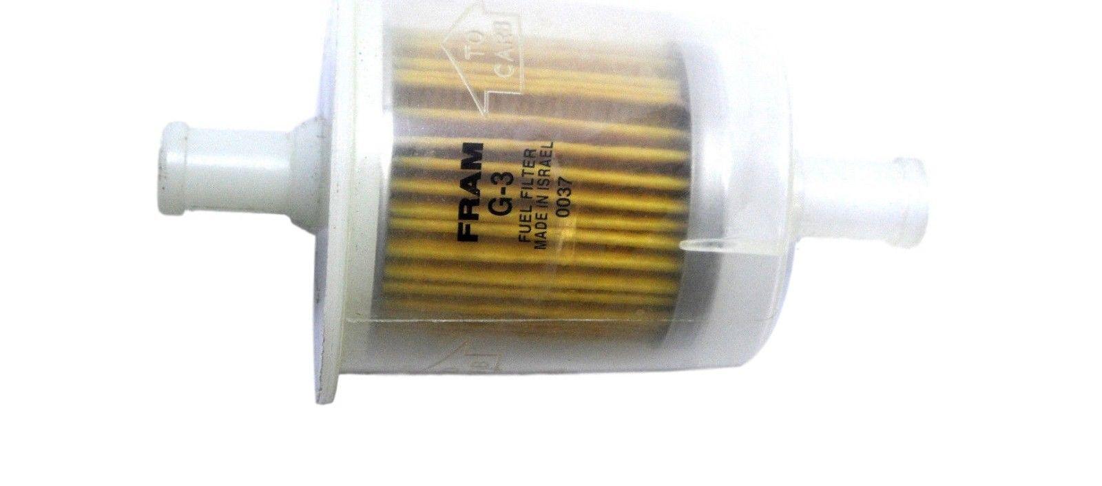 Responsive image. FRAM G3 G-3 Fuel Filter ...