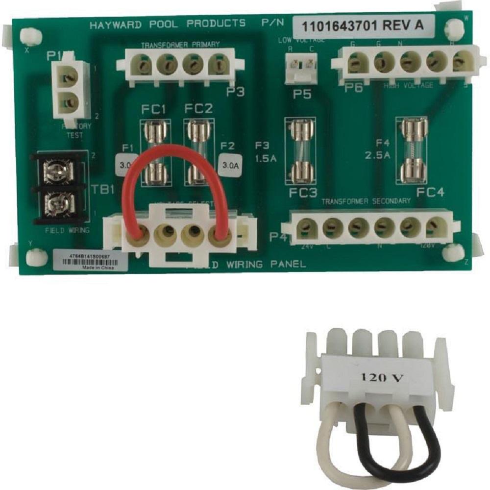 hayward fdxlfwp1930 fd field wiring panel replacement kit for pool rh ebay com