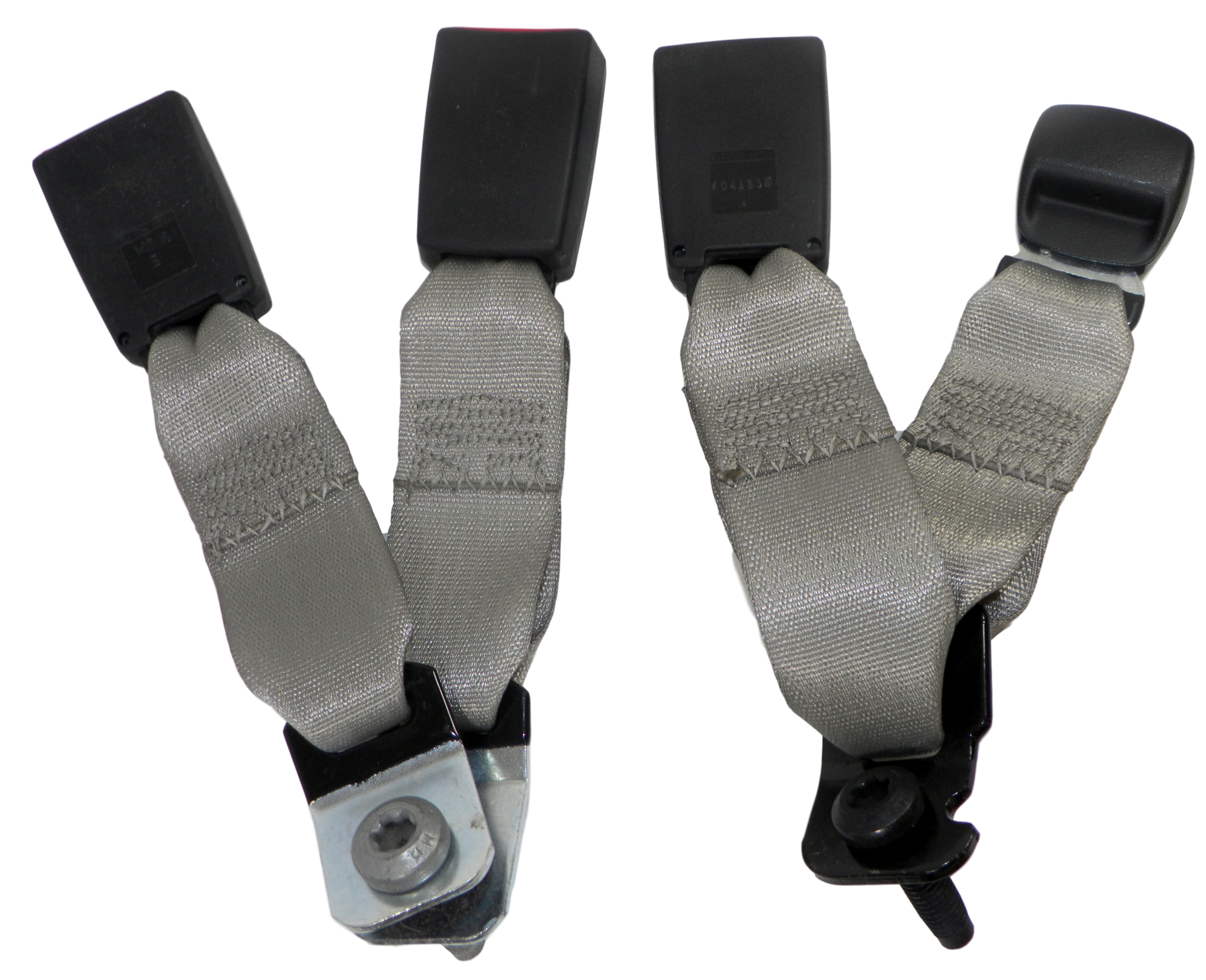 FORD OEM 13-18 Escape Rear Seat Belts-Inner Buckle CJ5Z7860044BB