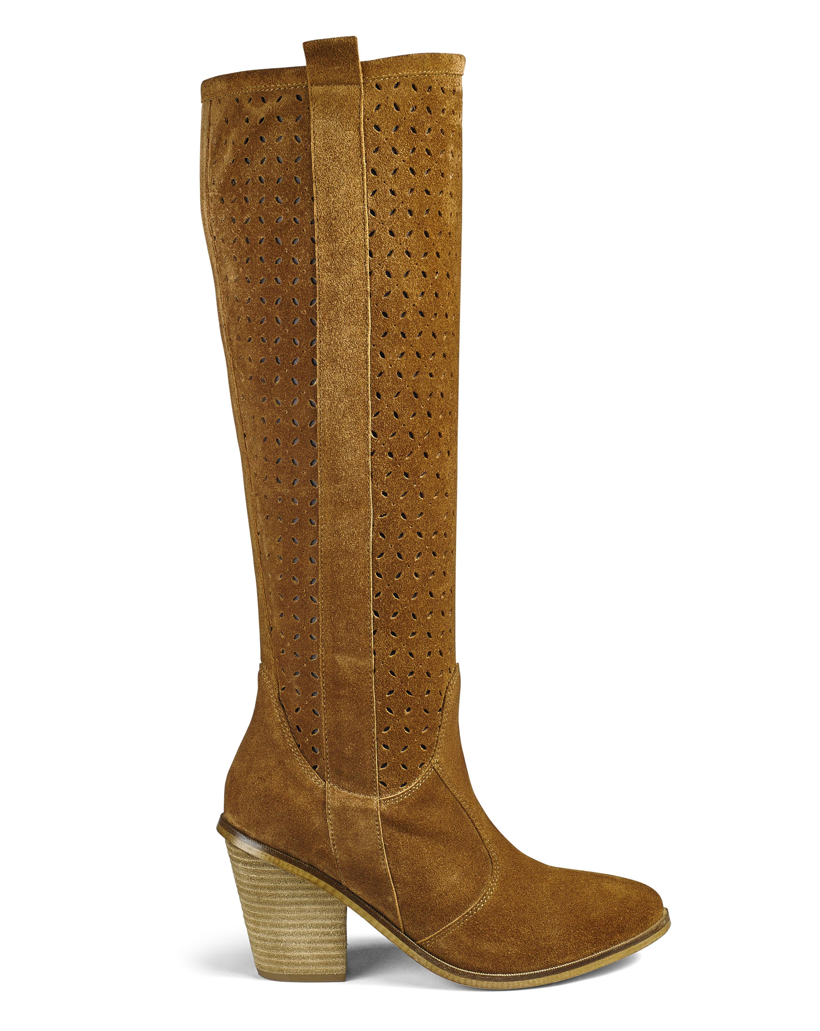 New Damenschuhe Soles Heavenly Soles Damenschuhe Soft Suede Knee High Stiefel b1e2e1