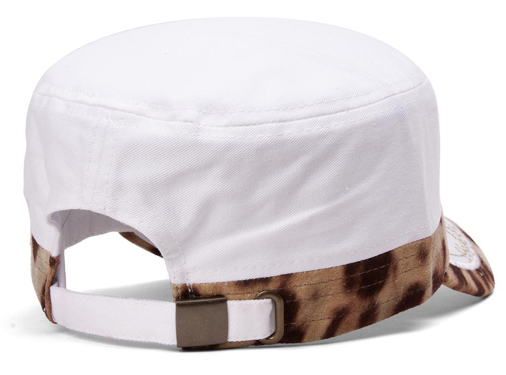 TopHeadwear-Animal-Print-Cross-Distressed-Cadet-Cap thumbnail 15