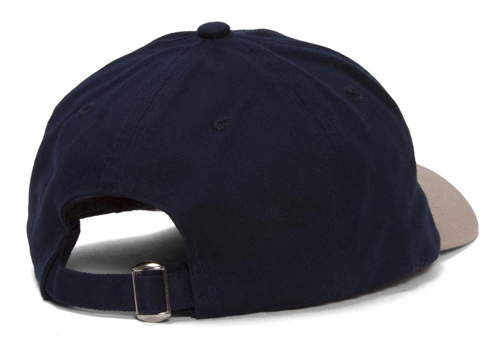 U.S Navy Emblem Navy//Khaki Adjustable Cap