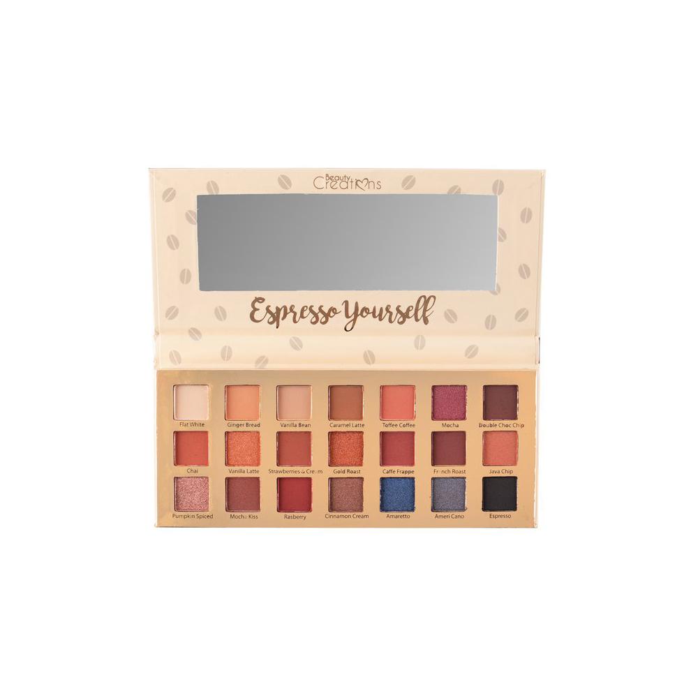 Beauty-Creations-Espresso-Yourself-Palette miniatuur 2