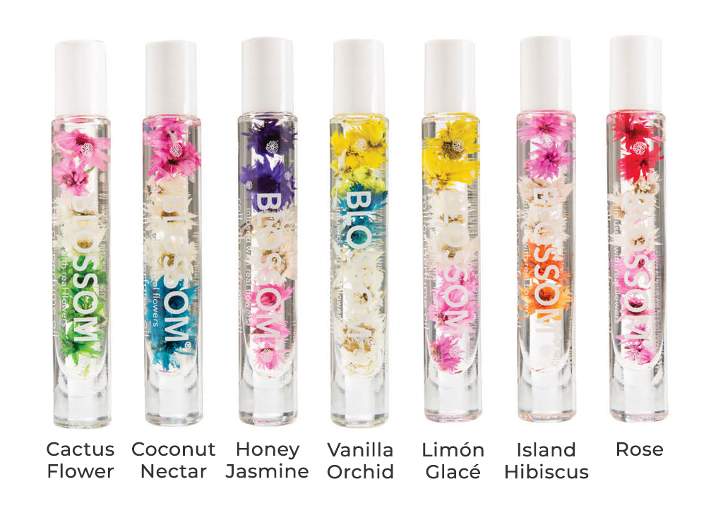 Blossom Roll On Perfume Oil Scents