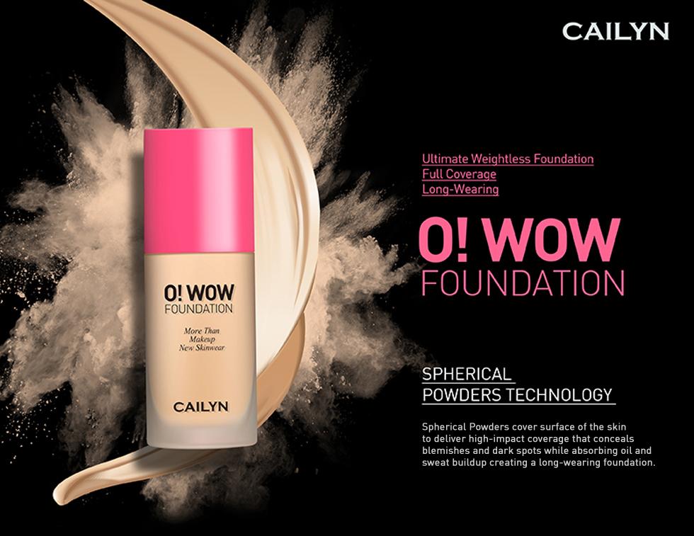 CAILYN O! WOW Foundation
