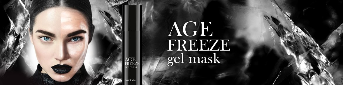 Double Dare Age Freeze Gel Mask