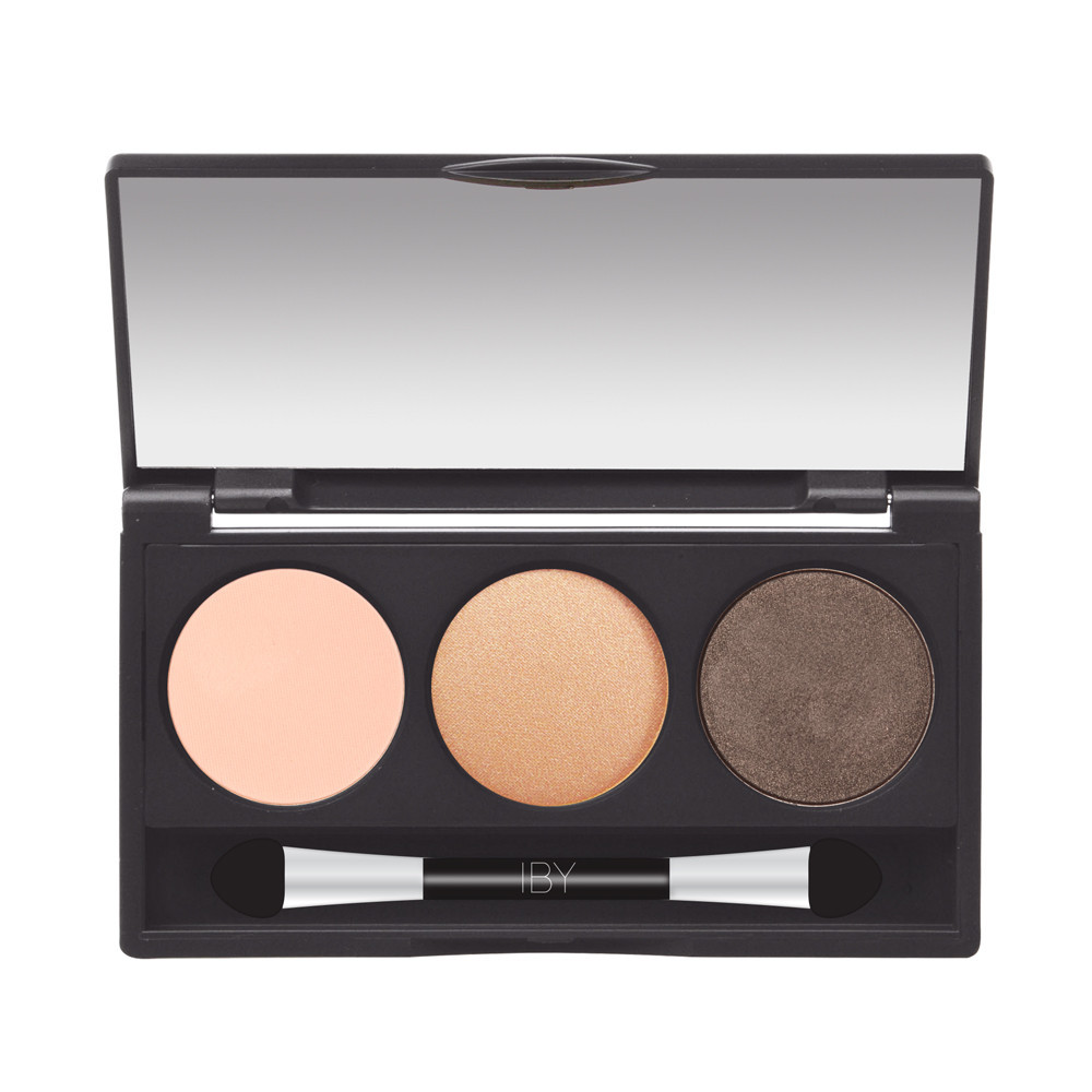 IBY Beauty Eyeshadow Trio The Classic Trio