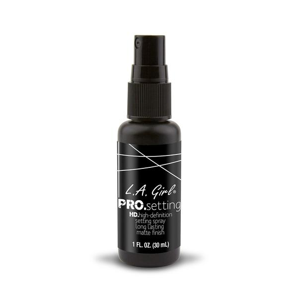 LA Girl PRO Prep HD Setting Spray Matte Finish