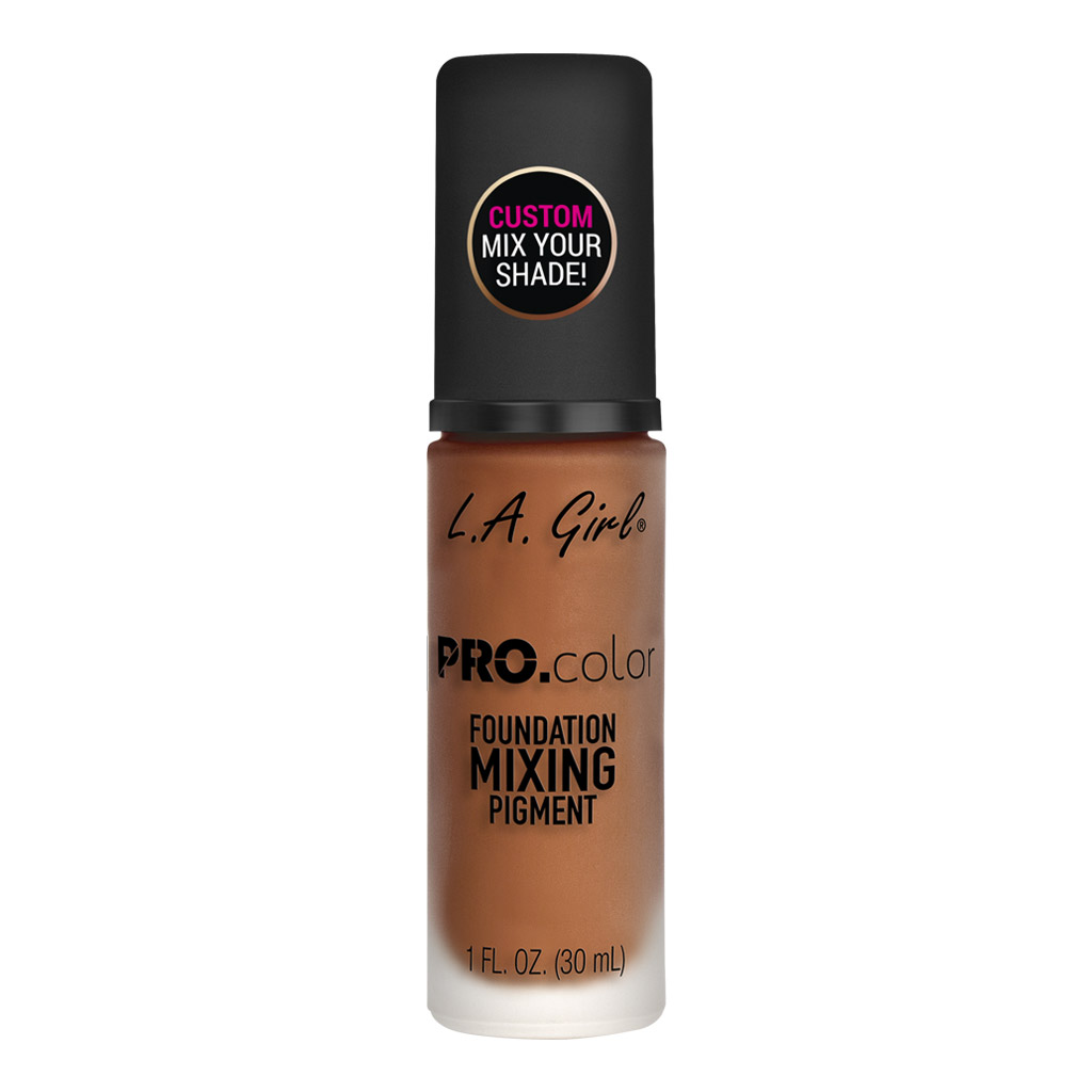 LA Girl New Pro Matte Foundation Orange