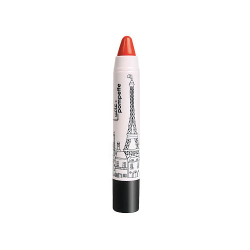 Crème De Paris, Matte Lip Colour in Matte – Cha Cha – Orange Red by Lucie Pompette