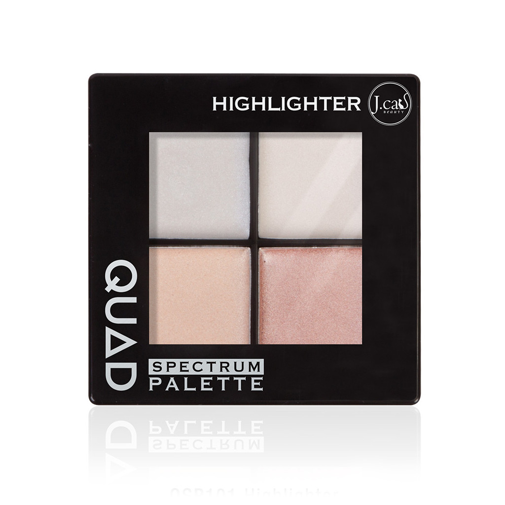 Quad Spectrum Palette Highlighter