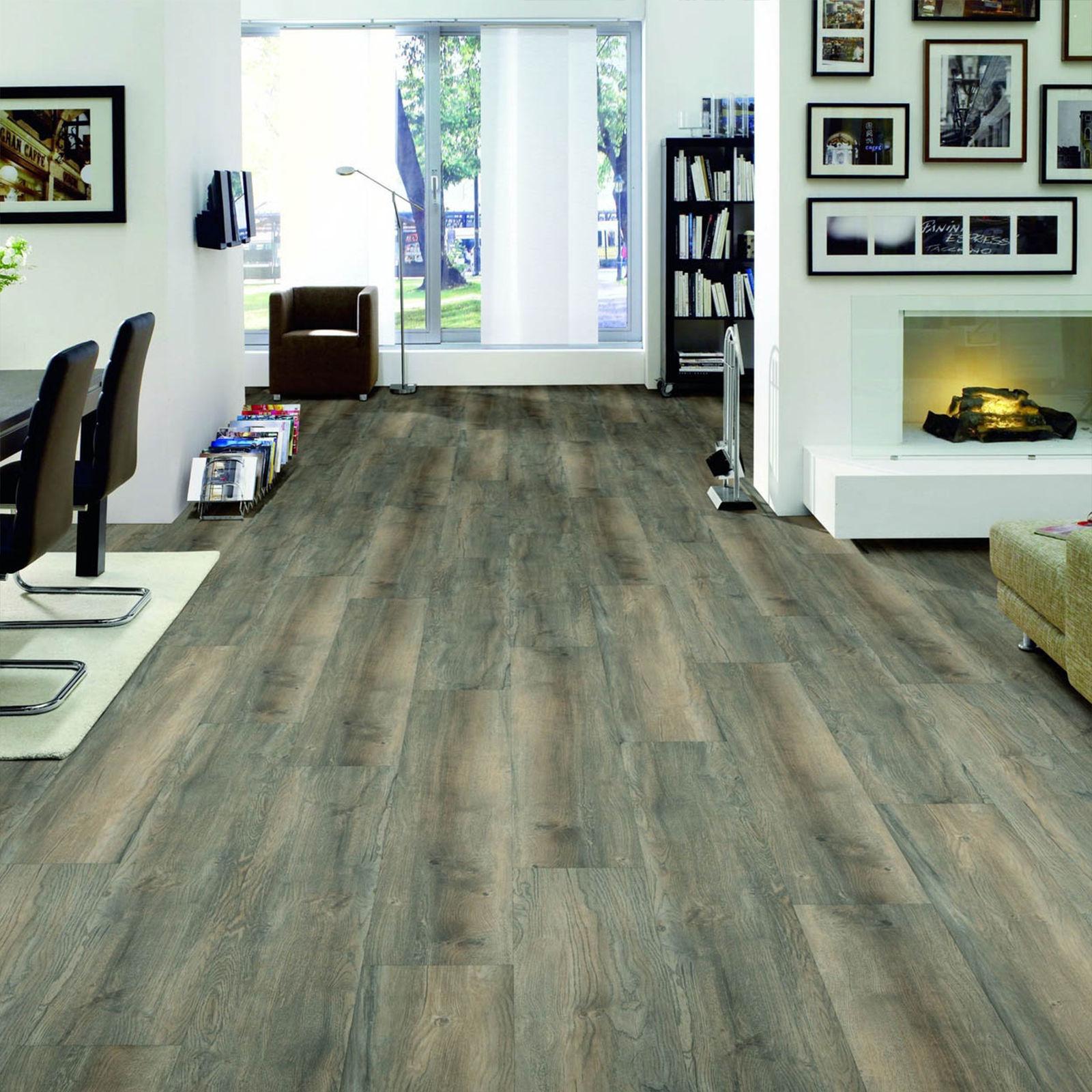 hori vinylboden klick pvc boden burgeiche chalet nizza fase d mmung leisten ebay. Black Bedroom Furniture Sets. Home Design Ideas