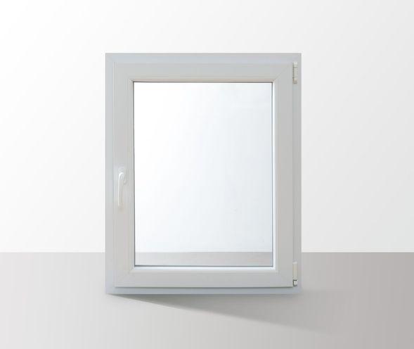 Fenster-Kunststofffenster-Kellerfenster-Dreh-Kipp-Fenster-2-fach-Verglast-weiss Indexbild 13