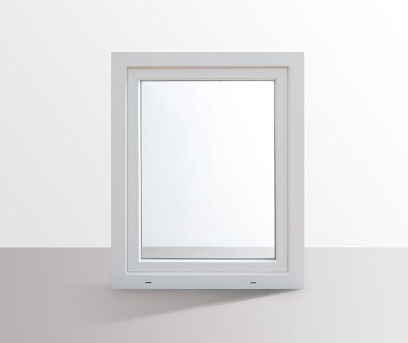 Fenster-Kunststofffenster-Kellerfenster-Dreh-Kipp-Fenster-2-fach-Verglast-weiss Indexbild 11