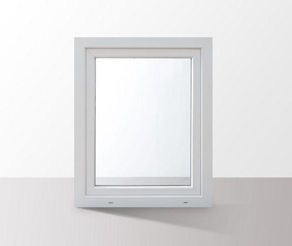 Fenster-Kunststofffenster-Kellerfenster-Dreh-Kipp-Fenster-2-fach-Verglast-weiss Indexbild 14