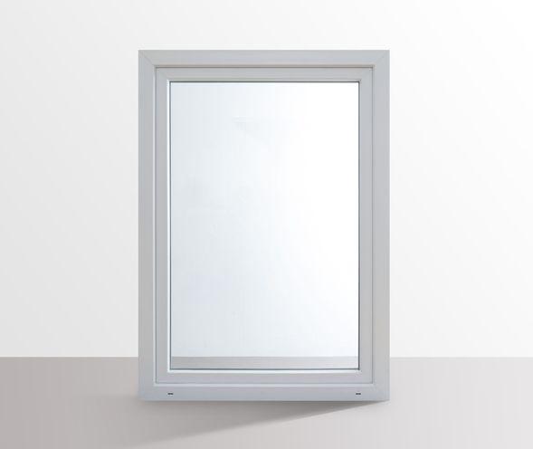 Fenster-Kunststofffenster-Kellerfenster-Dreh-Kipp-Fenster-2-fach-Verglast-weiss Indexbild 23