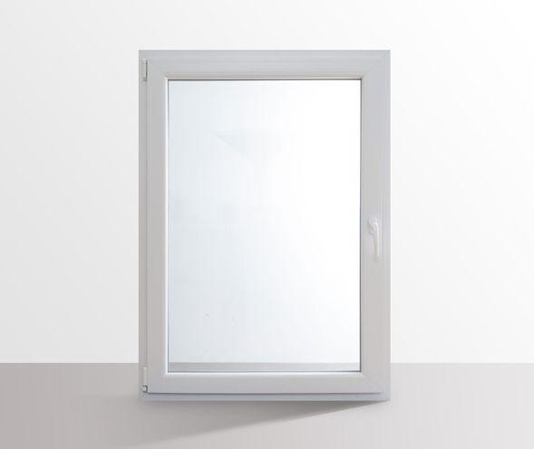 Fenster-Kunststofffenster-Kellerfenster-Dreh-Kipp-Fenster-2-fach-Verglast-weiss Indexbild 22