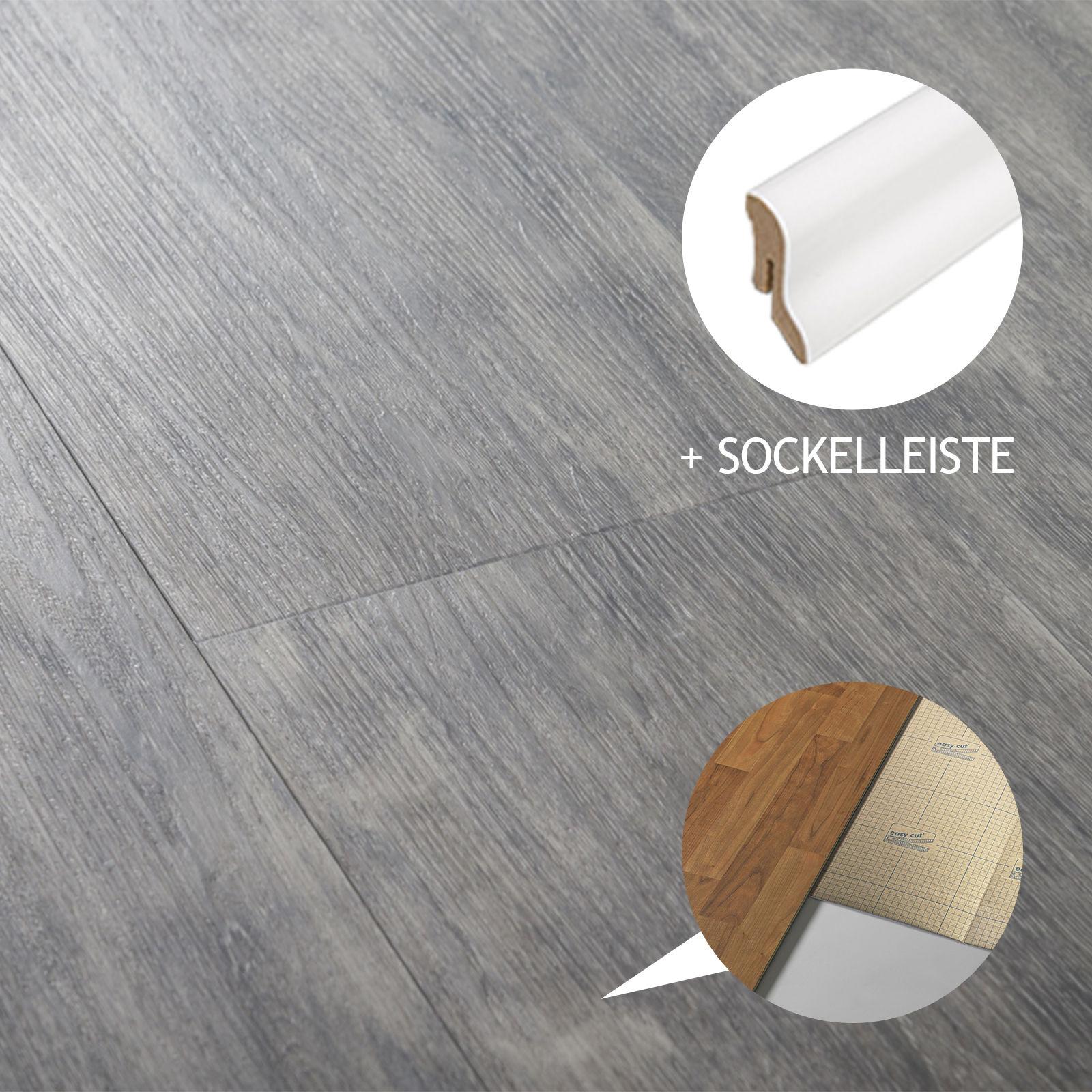 hori vinylboden pvc klick boden eiche adelaide schlossdiele dämmung
