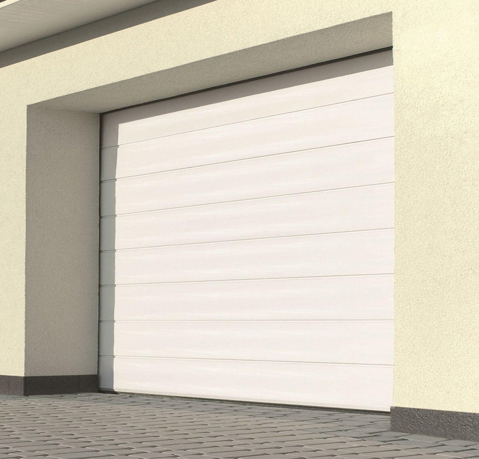 garagentor sektionaltor hori thermo40 ml sicke woodgrain zarge antrieb sender ebay. Black Bedroom Furniture Sets. Home Design Ideas