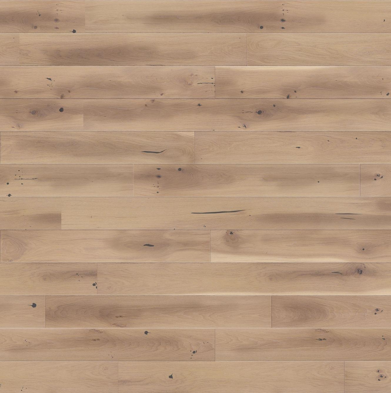 Parkettboden grau  HORI Parkett Parkettboden Holz Eiche Country grau mit Fase Dämmung ...