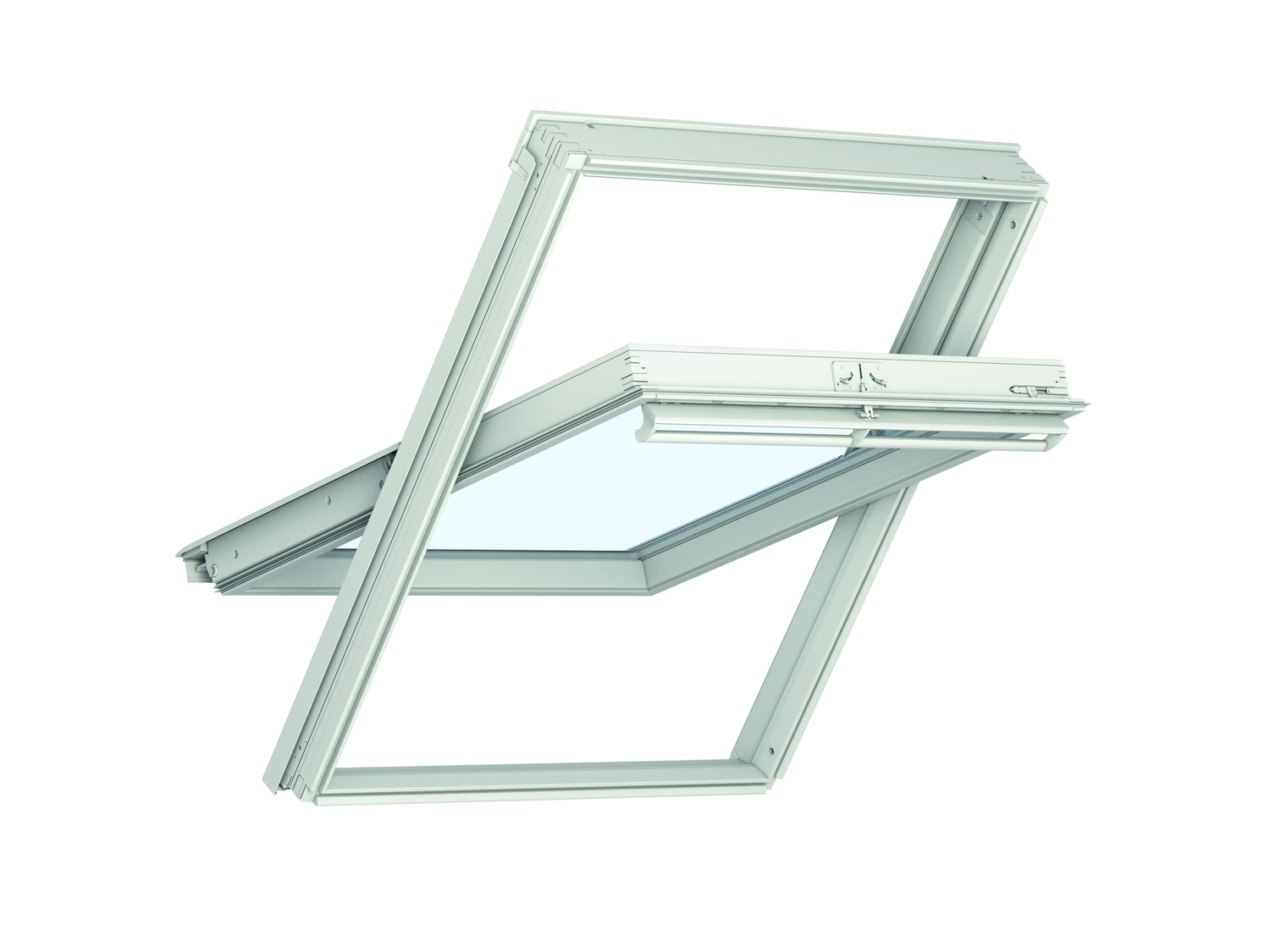 velux dachfenster schwingfenster ggu 0070 kunststoff thermostar ebay. Black Bedroom Furniture Sets. Home Design Ideas