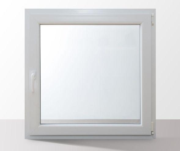 Fenster-Kunststofffenster-Kellerfenster-Dreh-Kipp-Fenster-2-fach-Verglast-weiss Indexbild 7