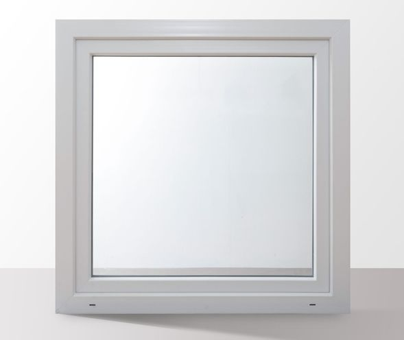 Fenster-Kunststofffenster-Kellerfenster-Dreh-Kipp-Fenster-2-fach-Verglast-weiss Indexbild 8