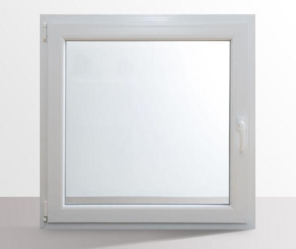 Fenster-Kunststofffenster-Kellerfenster-Dreh-Kipp-Fenster-2-fach-Verglast-weiss Indexbild 4