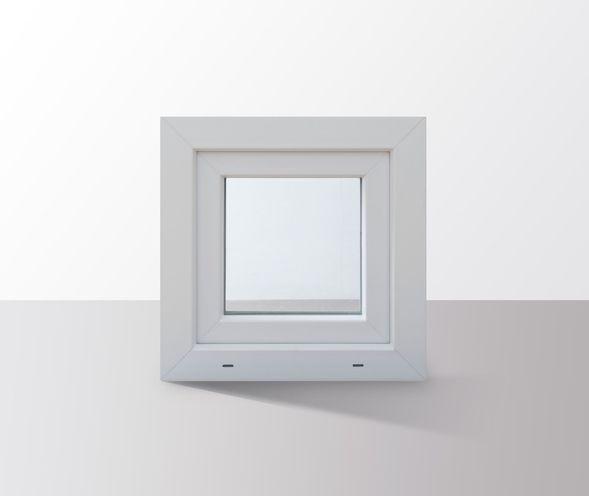 Fenster-Kunststofffenster-Kellerfenster-Dreh-Kipp-Fenster-2-fach-Verglast-weiss Indexbild 30