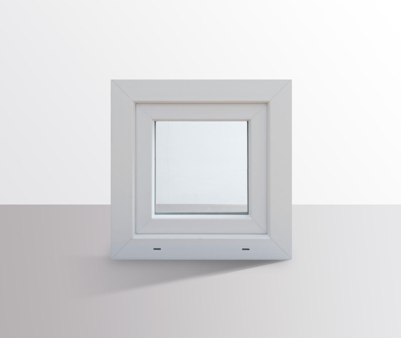 Fenster-Kunststofffenster-Kellerfenster-Dreh-Kipp-Fenster-2-fach-Verglast-weiss Indexbild 35