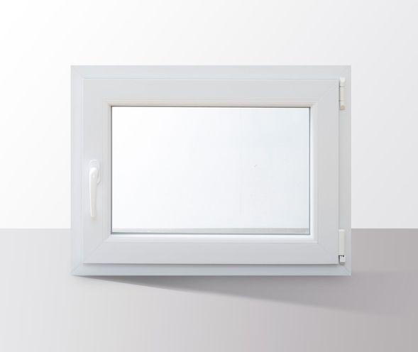 Fenster-Kunststofffenster-Kellerfenster-Dreh-Kipp-Fenster-2-fach-Verglast-weiss Indexbild 64