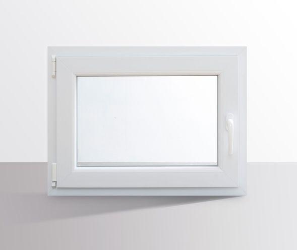 Fenster-Kunststofffenster-Kellerfenster-Dreh-Kipp-Fenster-2-fach-Verglast-weiss Indexbild 61