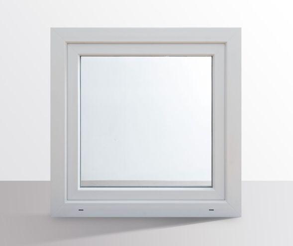 Fenster-Kunststofffenster-Kellerfenster-Dreh-Kipp-Fenster-2-fach-Verglast-weiss Indexbild 71
