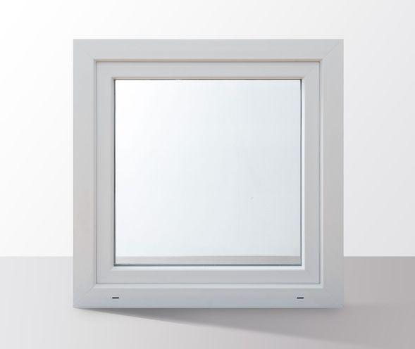 Fenster-Kunststofffenster-Kellerfenster-Dreh-Kipp-Fenster-2-fach-Verglast-weiss Indexbild 68