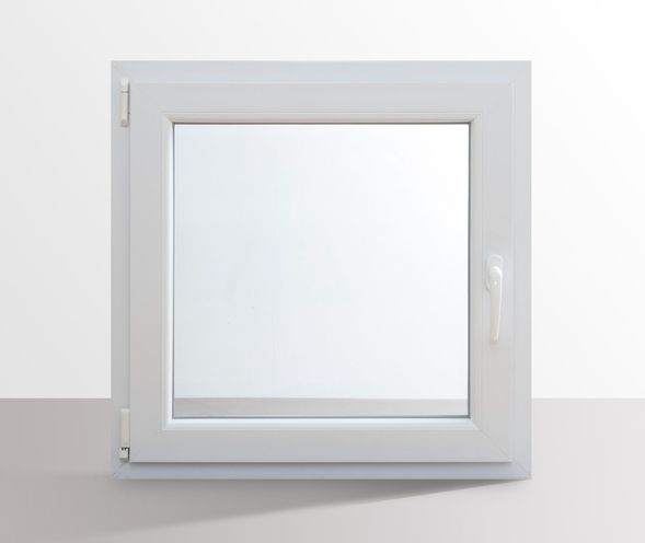 Fenster-Kunststofffenster-Kellerfenster-Dreh-Kipp-Fenster-2-fach-Verglast-weiss Indexbild 67