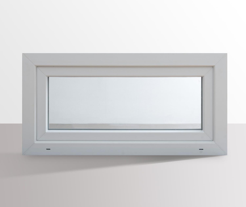 Fenster-Kunststofffenster-Kellerfenster-Dreh-Kipp-Fenster-2-fach-Verglast-weiss Indexbild 56