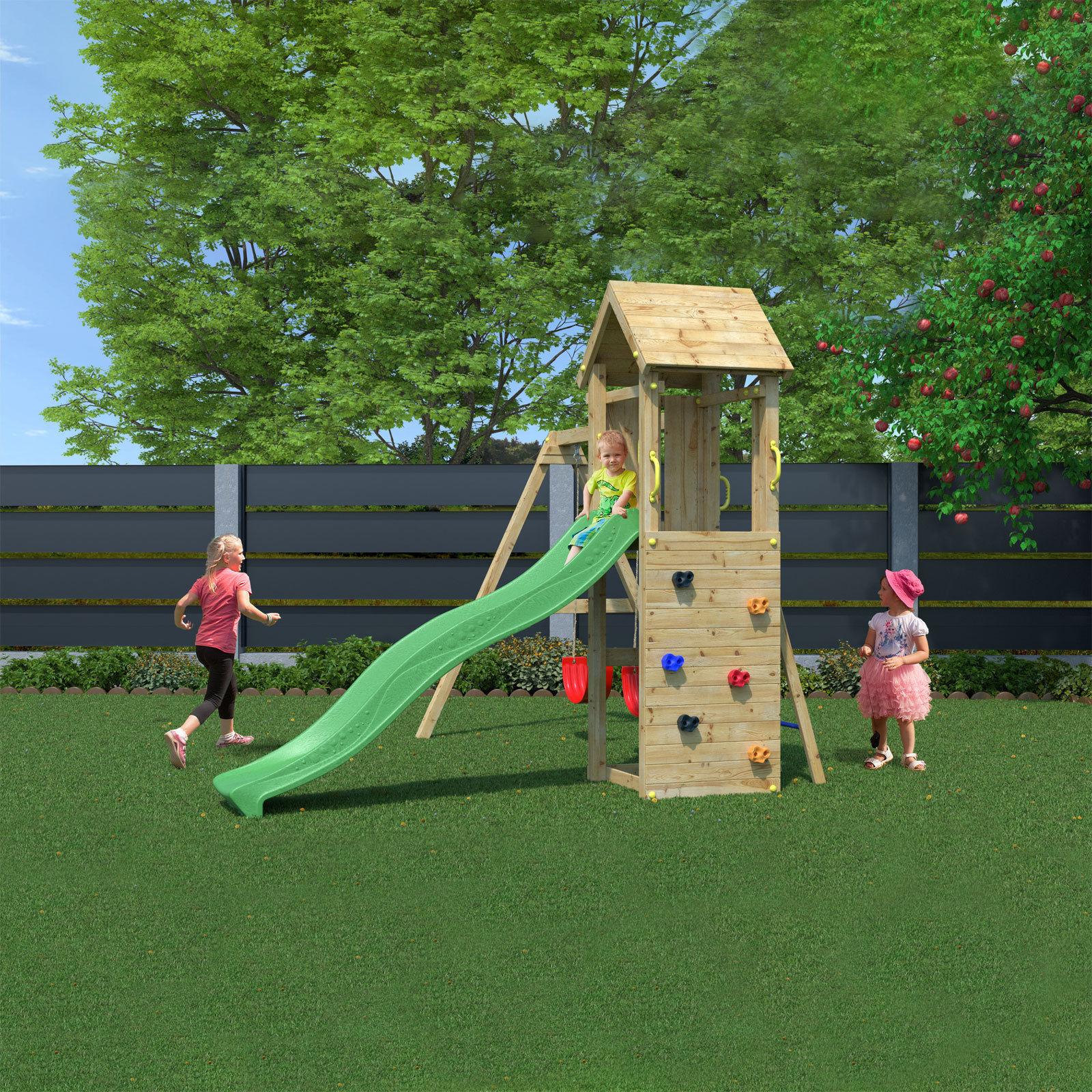 geliebte kinderspielturm mit rutsche gq34 kyushucon. Black Bedroom Furniture Sets. Home Design Ideas