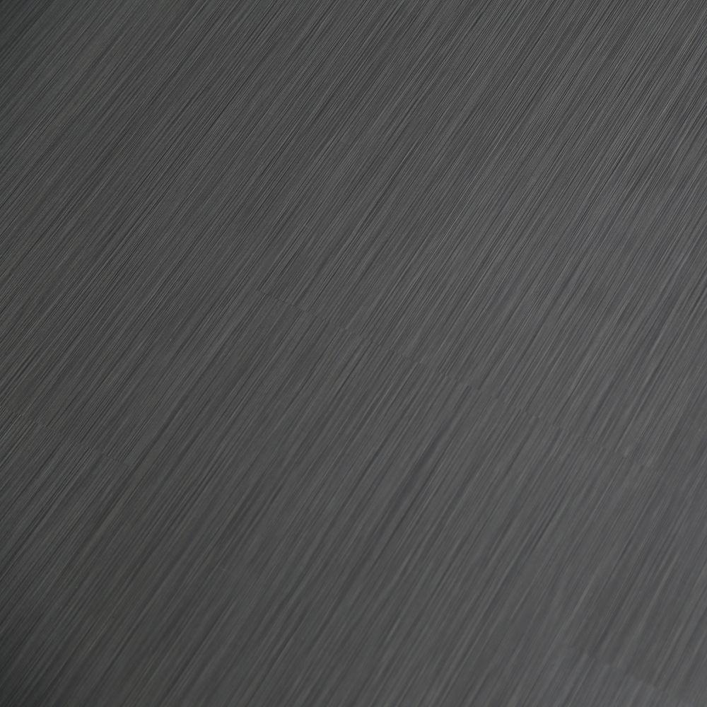 hori vinylboden pvc klick boden steinfliese anthrazit feinpore d mmung leisten ebay. Black Bedroom Furniture Sets. Home Design Ideas