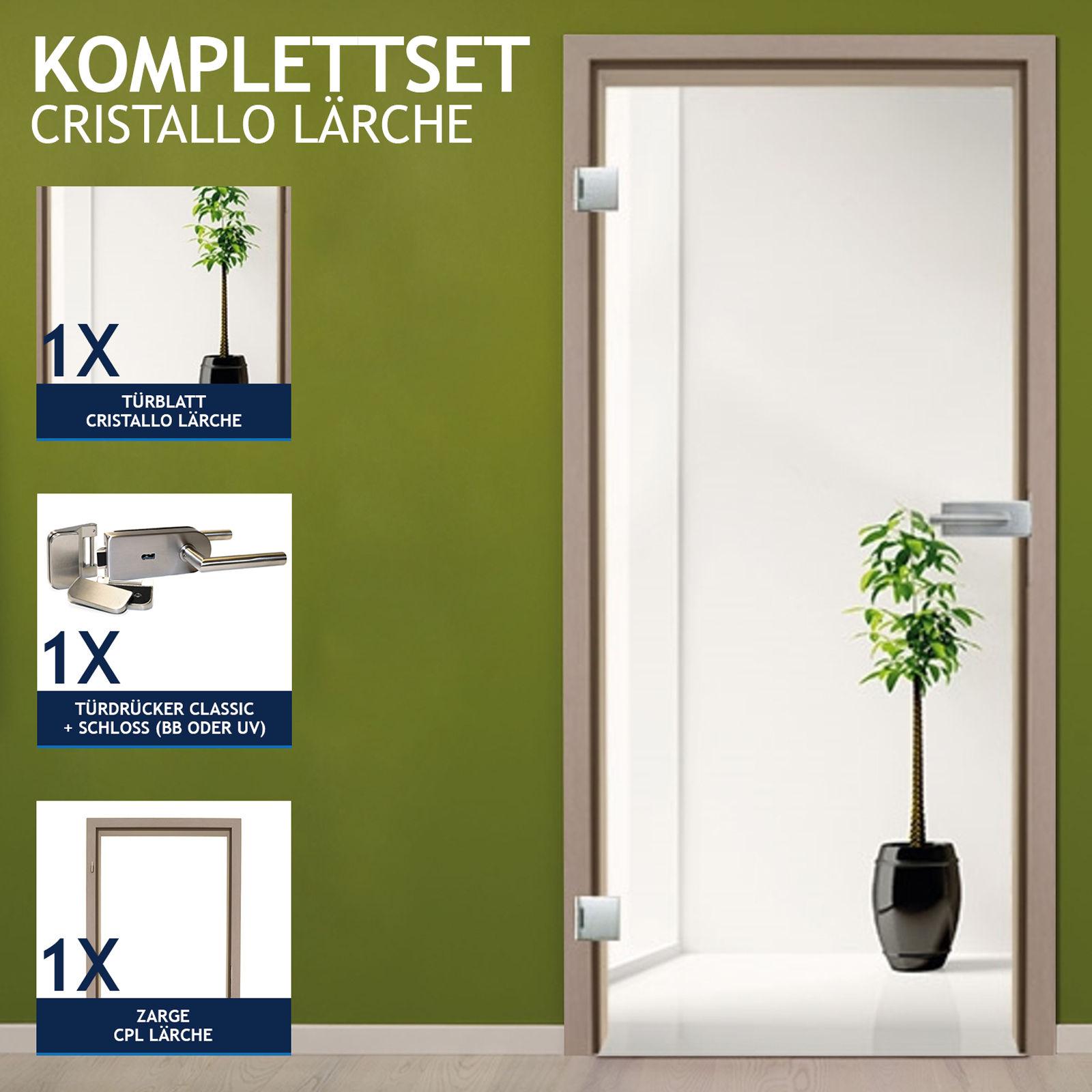 Türen aus Glas mit Seitenteil (en) günstig kaufen | eBay