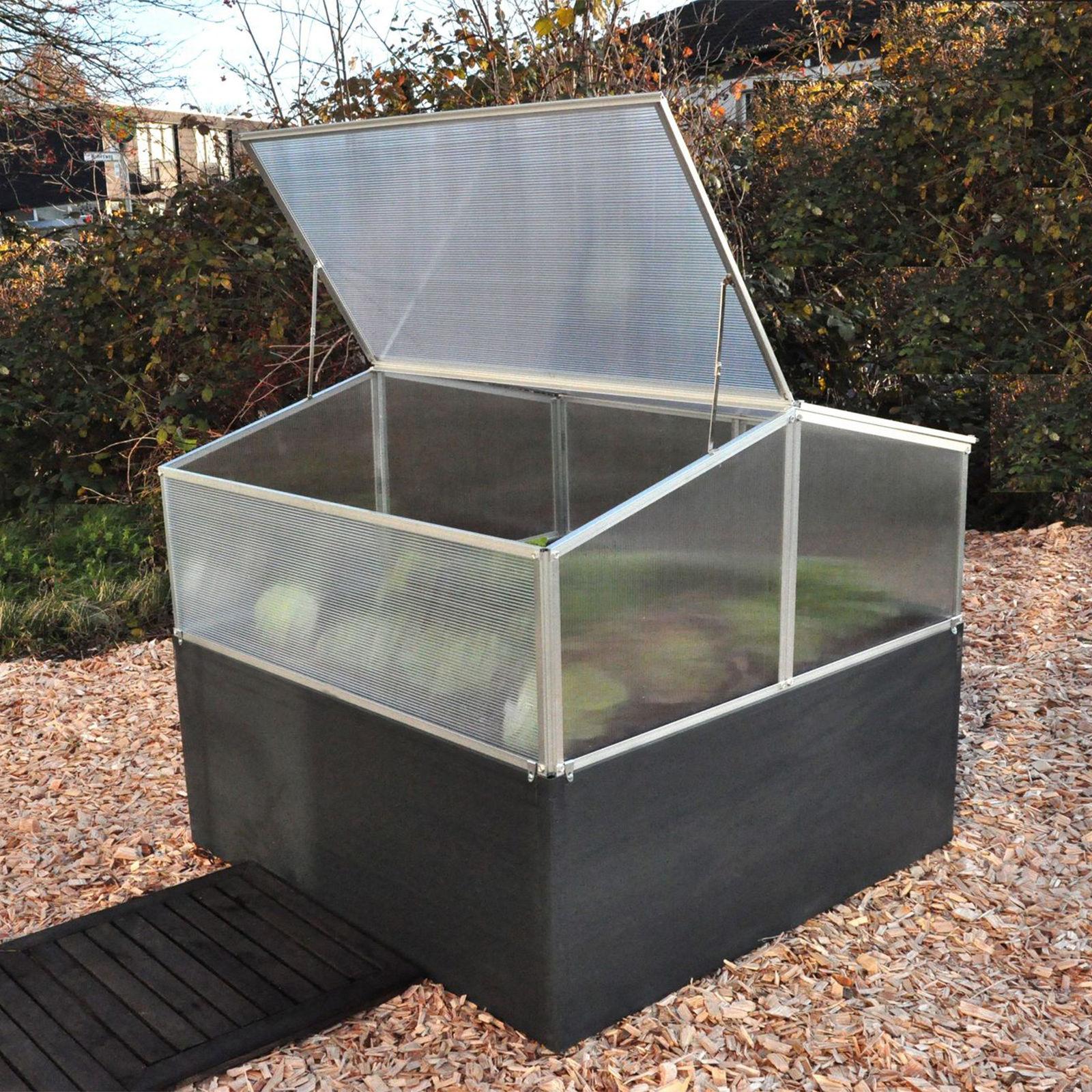 Hori Growcamp Hochbeet Pflanzenbeet Gemusebeet Pflanzkasten Versch
