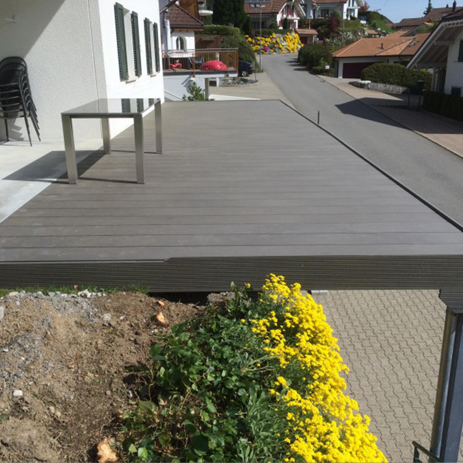 WPC-Terrassendiele-XXL-Megawood-massiv-grau-Komplettset-Komplettbausatz-5-78-m