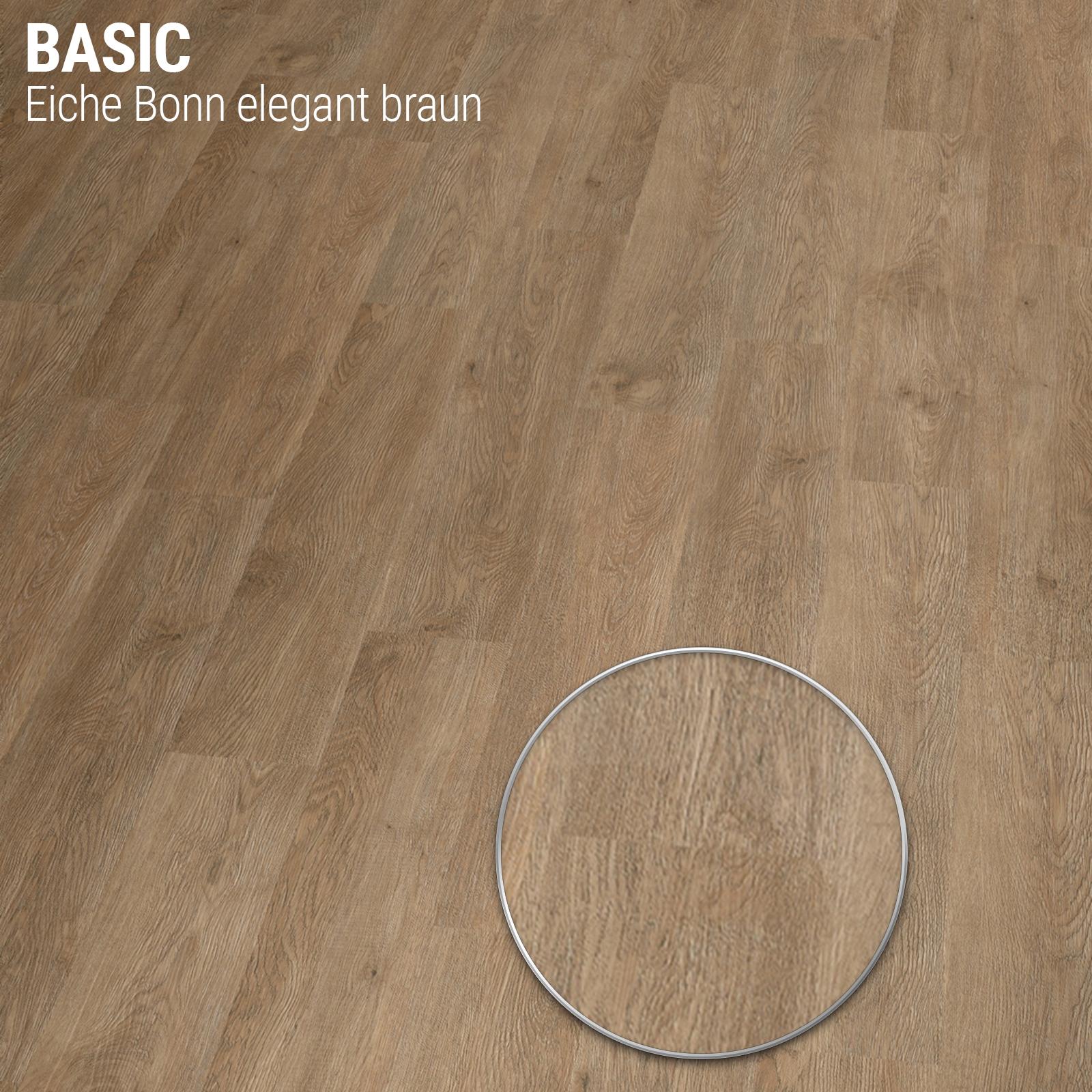 Bodenbeläge Bonn vinylboden pvc klick dielen bodenbelag eiche landhausdiele 1 stab ebay