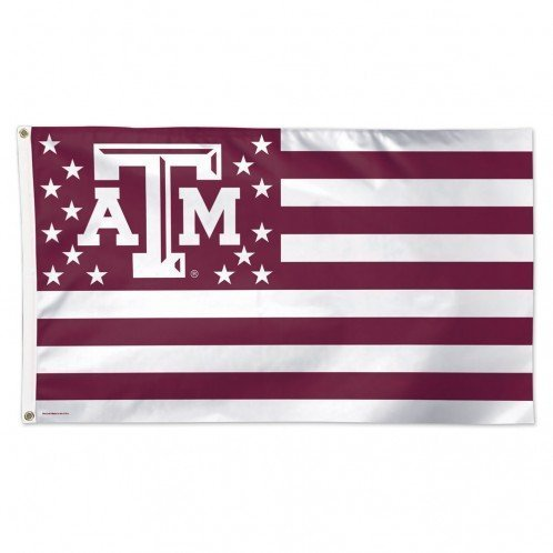 d89f1a76d Details about NCAA Texas A&M University Aggies 3x5 feet Color Nylon Deluxe  Flag Grommets NEW