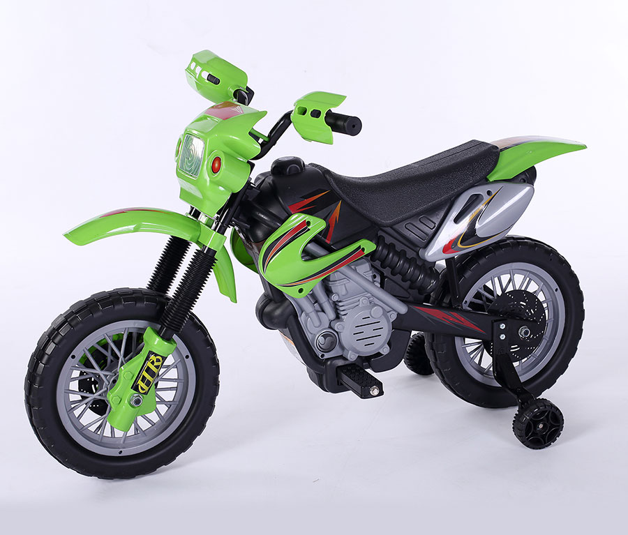 6V Electric Motorbike Kids Mini Battery Powered Ride On Toy Bike ...