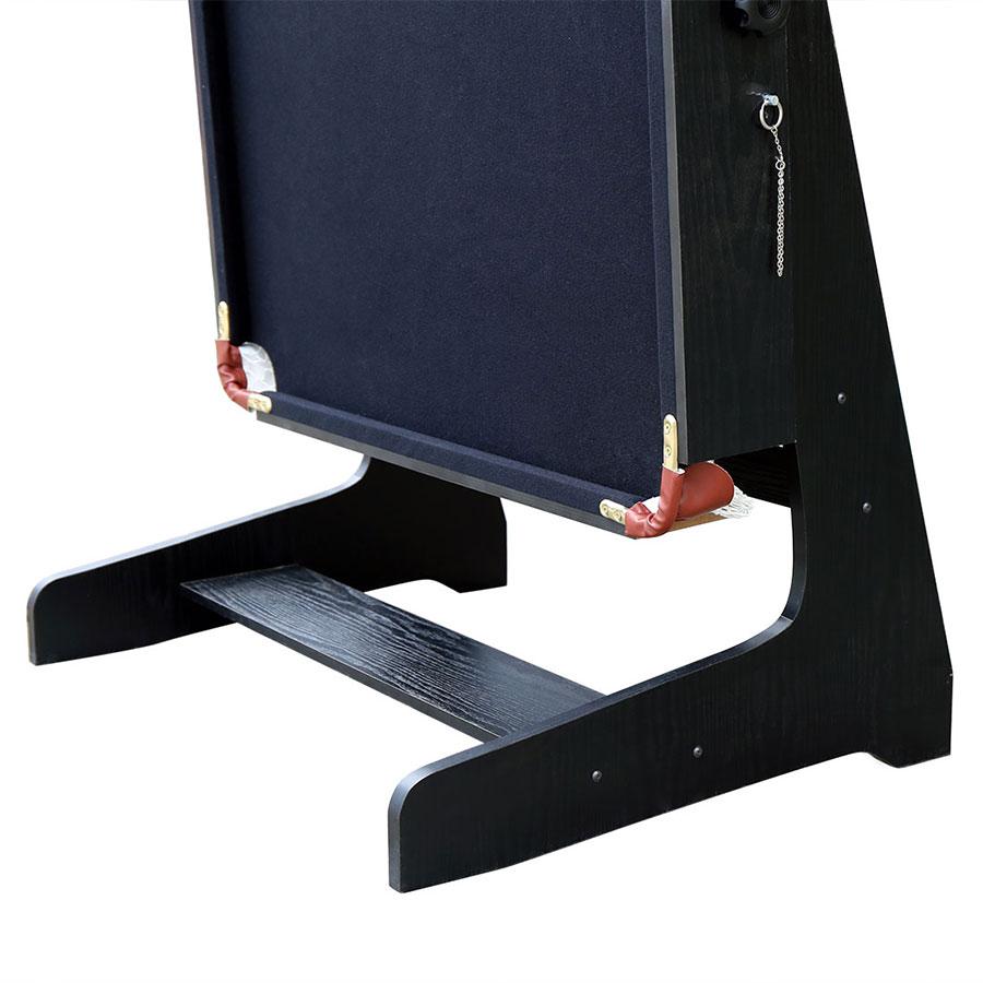 Professionale pieghevole tavolo da biliardo con palle e stecche da billiardo ebay - Tavolo da biliardo professionale ...