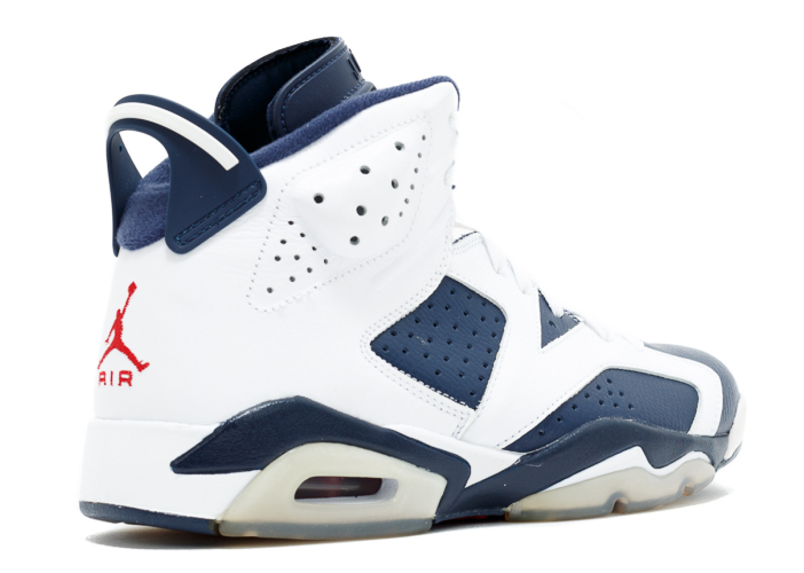 3be447feac73ce Air Jordan 6 Retro  Olympic 2012 Release  - 384664-130 - Size 9.5