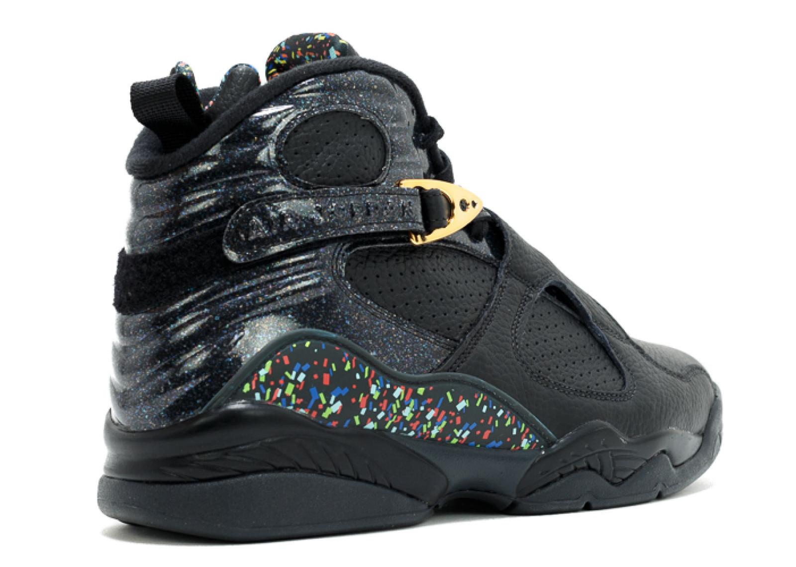 Air Jordan 8 Retro C&C 'Confetti' - 832821-004 - Size 13 - tha4R