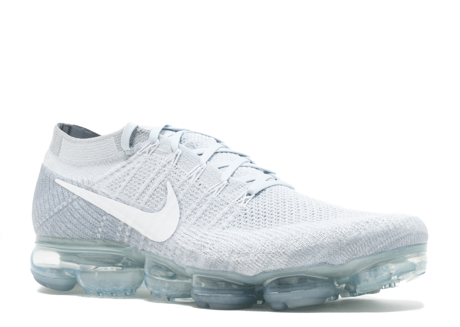 3be79362e Nike Air Vapormax Flyknit  Pure Platinum  - 849558-004 - Size 11.5 ...